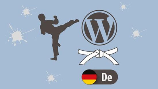 WordPress Beginner Kurs auf Deutsch von Malte