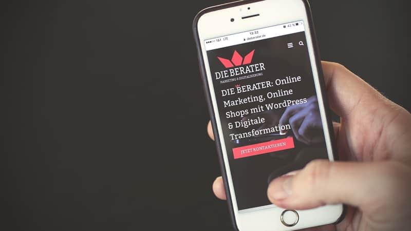 AdWords Kampagne starten mit Die Berater