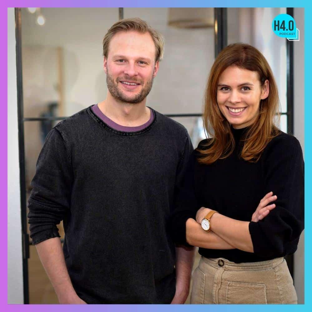 Jonas Schindler und Jenny Ueberberg von Die Berater Online Marketing