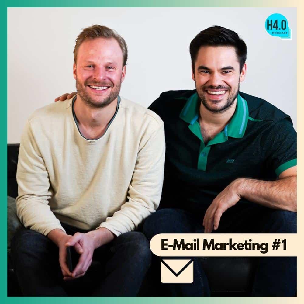 #13 E-Mail Marketing best Cases für Shop-Betreiber (Handel 4.0 Podcast)