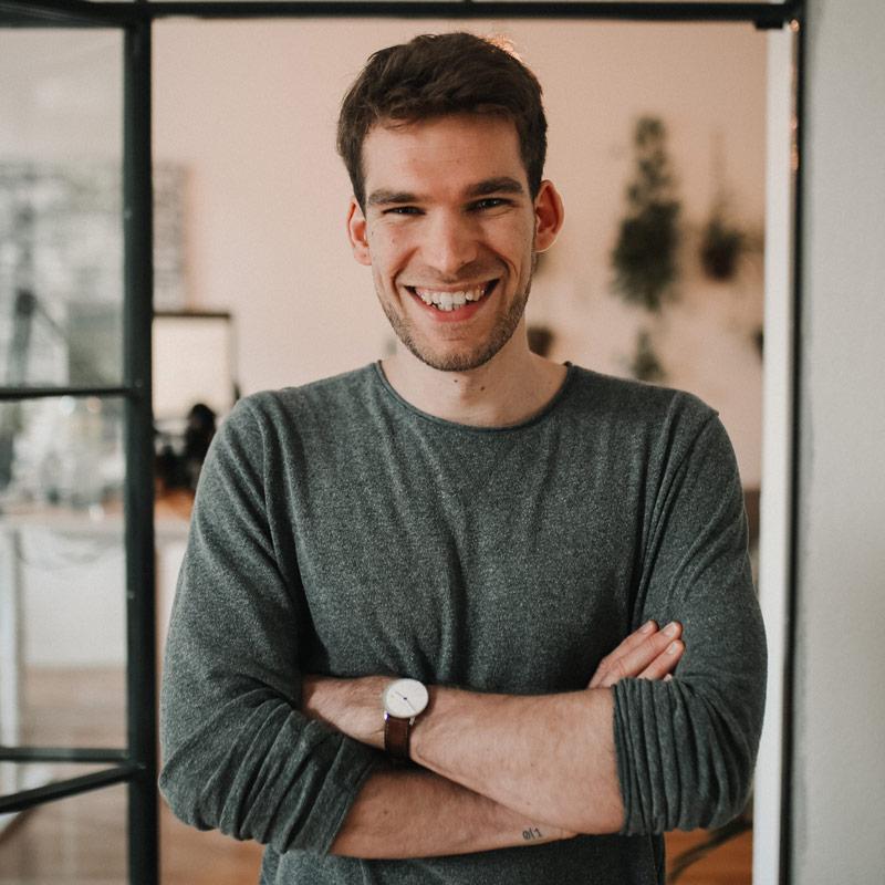 Marcel Hecker von Die Berater Online Marketing / Design / UX bei Die Berater